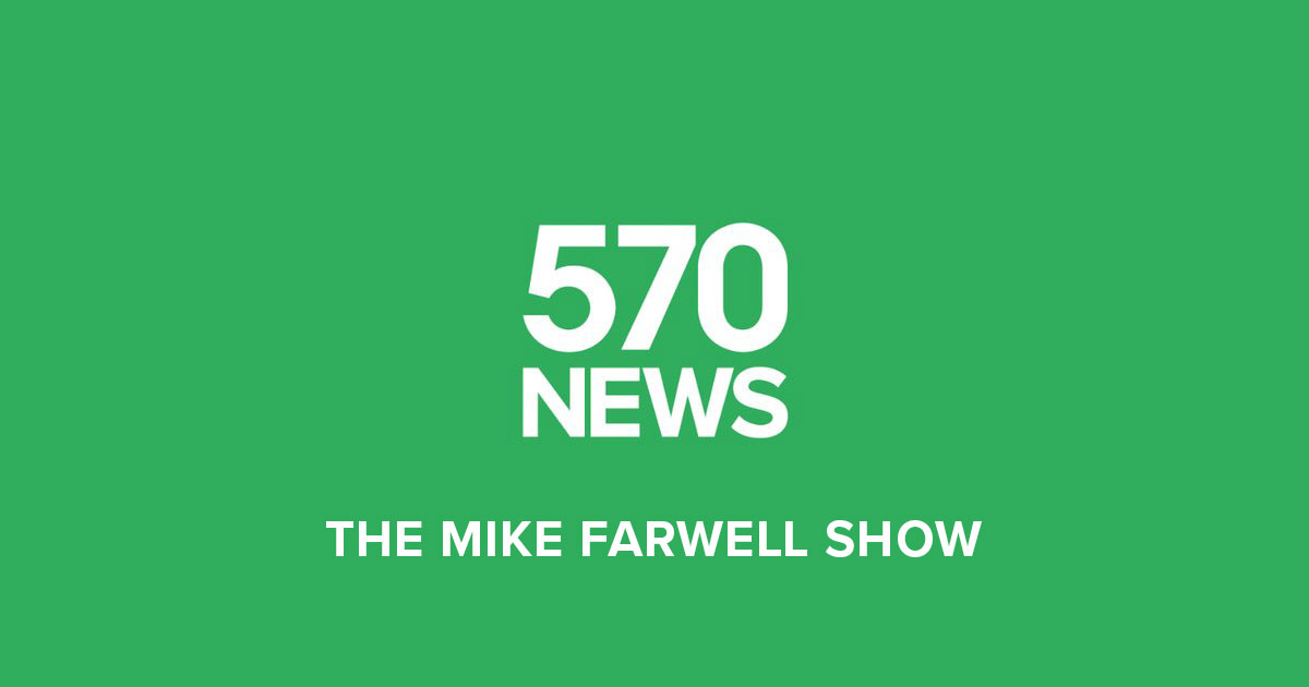 Aaron Barth of Dialectic Discussing Unconscious Bias on The Mike Farwell Show on 570 NEWS