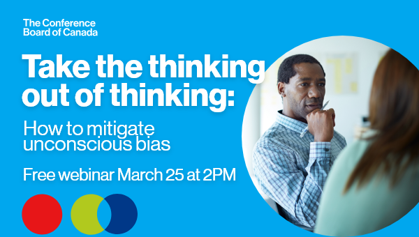 Take the thinking out of thinking: How to mitigate unconscious bias