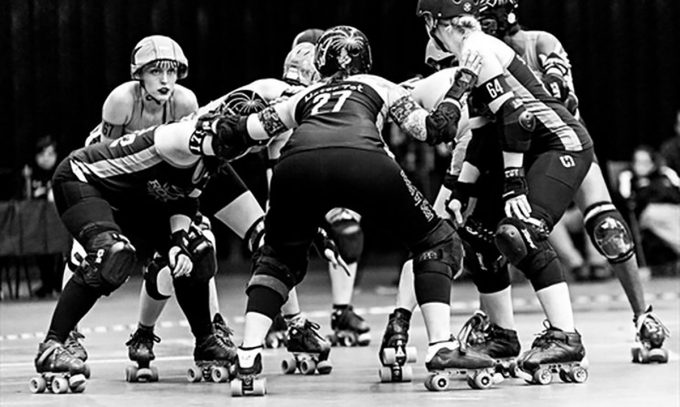 Roller derby: A sport for every body