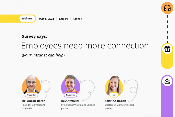 Survey says: employees need more connection (your intranet can help)