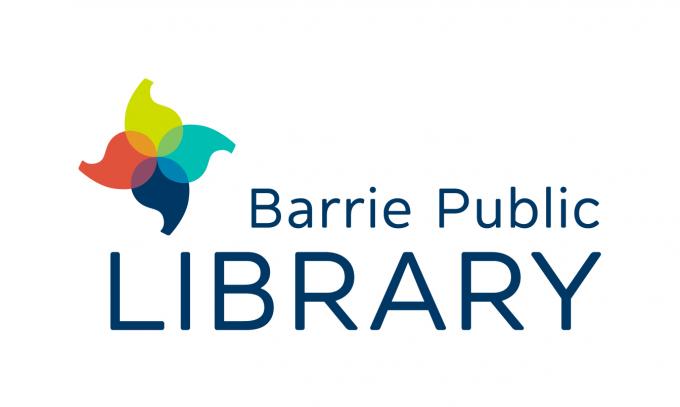 Barrie Public Library (BPL)Logo