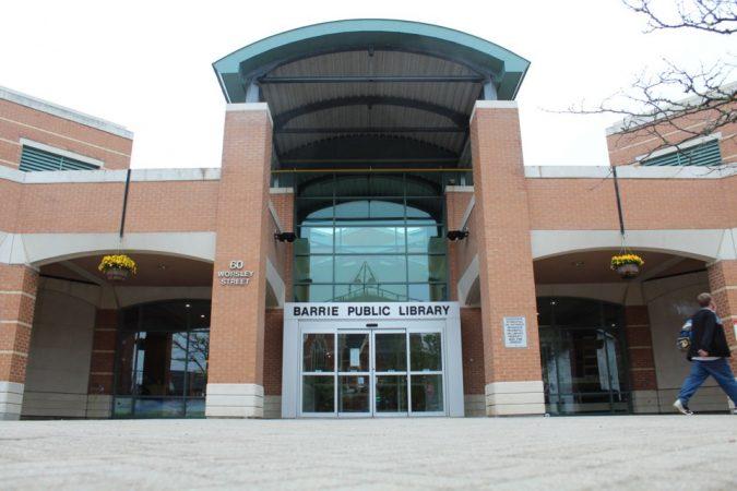 Bringing DEI Into Focus - Barrie Public Library